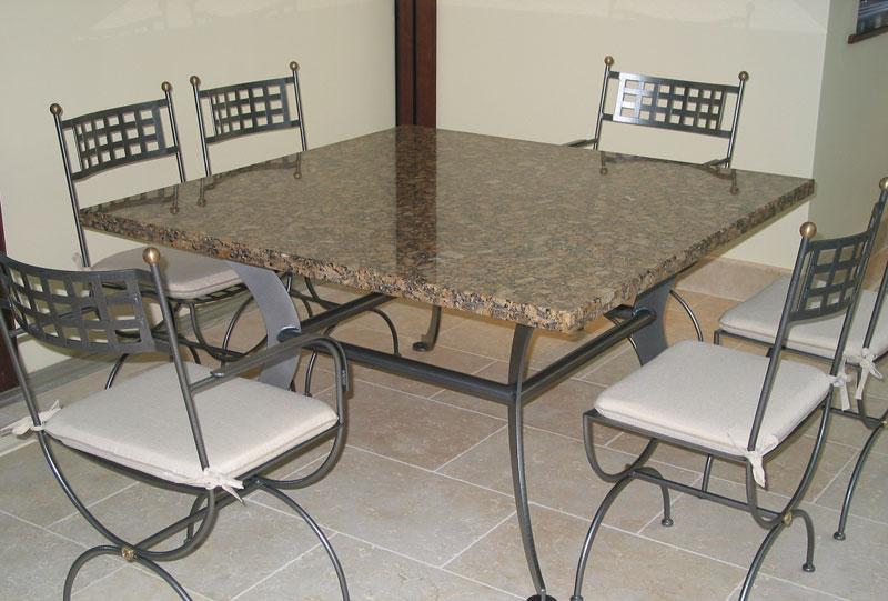 Granite Stone Tables : Granite table tops